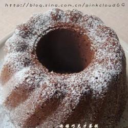 南锡巧克力蛋糕