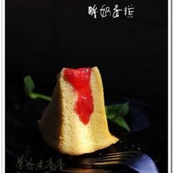 草莓酸奶蛋糕
