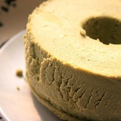 抹茶奶油轻乳酪蛋糕