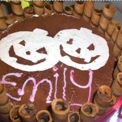 生日蛋糕万圣节