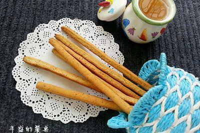 红茶面包棒