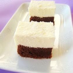 黑白森林慕斯蛋糕