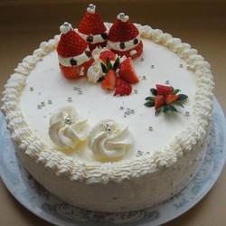 圣诞生日蛋糕