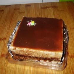 卡布奇诺慕斯蛋糕