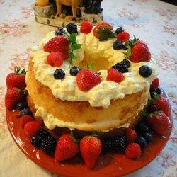 戚风水果蛋糕