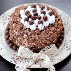 黑森林蛋糕
