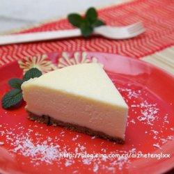 椰香乳酪蛋糕