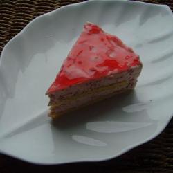 草莓奶酪慕斯蛋糕