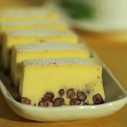 红豆乳酪蛋糕