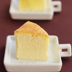 豆渣重乳酪蛋糕