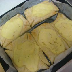水果丹麦面包