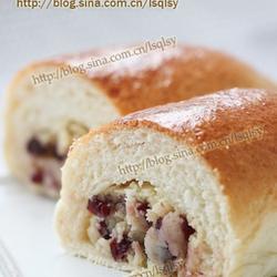蔓越莓乳酪面包