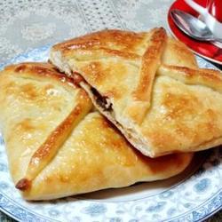八仙口袋脆底披萨