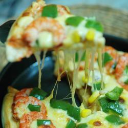 至尊鲜虾披萨