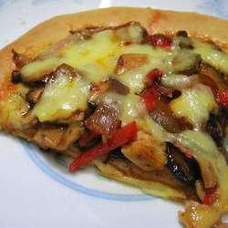 超级给力的披萨