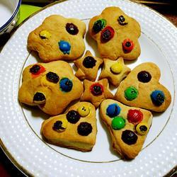 彩虹巧克力饼干