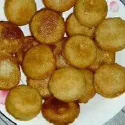 芝士香芋小饼干