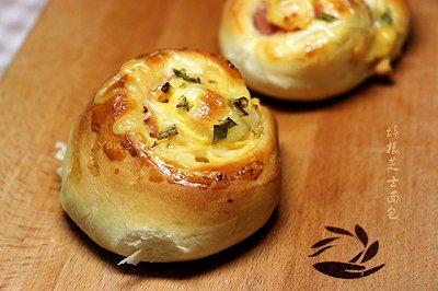 培根芝士面包