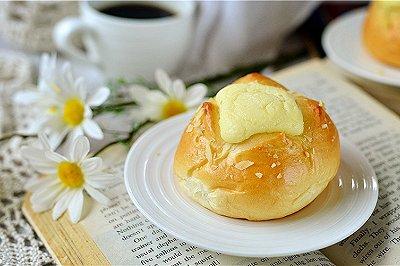 乳酪喷泉面包