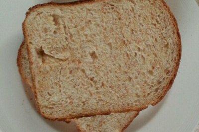 全麦面包(松下面包机