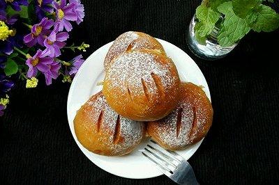 全麦椰蓉红糖面包