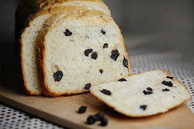 全麦蓝莓面包