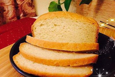 无糖全麦奶香面包