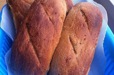 红枣全麦面包