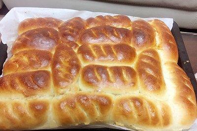 鲜奶芝士咸面包