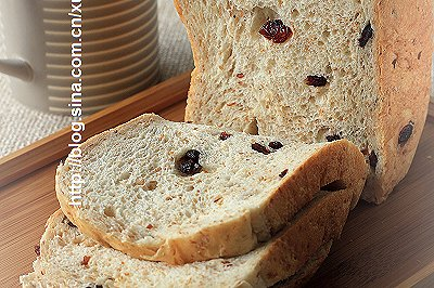 全麦奶油面包