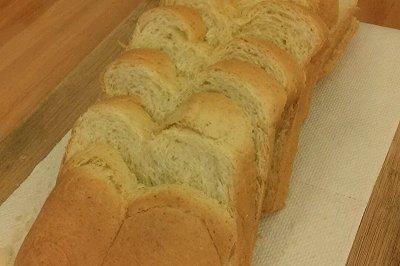 全麦吐司面包机薄皮改