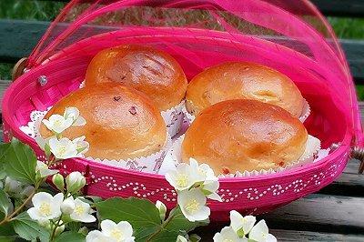 全麦牛奶蔓越莓面包