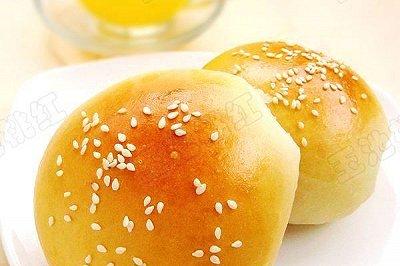 蜜豆奶酪面包