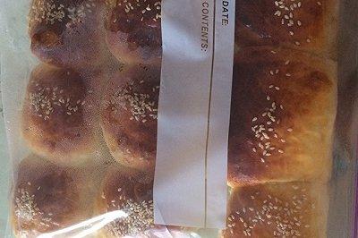 65度汤种脆底小面包