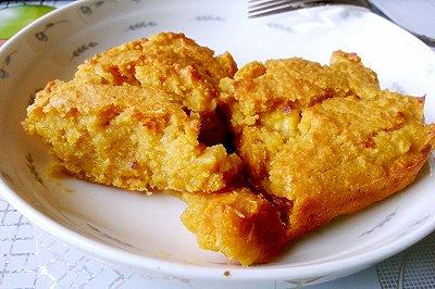 美式玉米面包