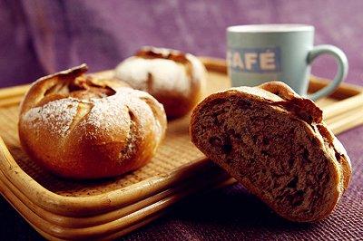 日式红豆面包