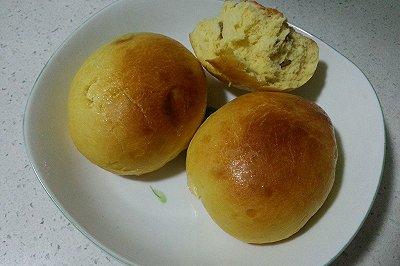 蜂蜜葡萄干面包