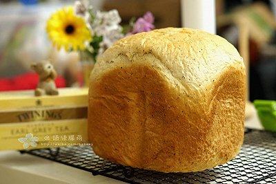会爆头的伯爵奶茶面包