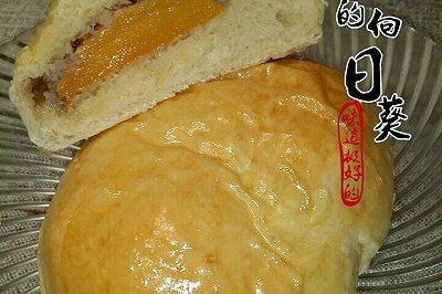 芒果椰香面包