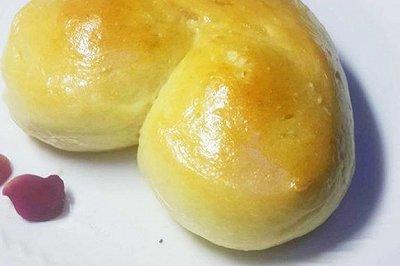 面包机烤箱版心形面包
