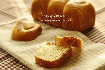 迷你白面包