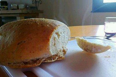 最简单的入门面包