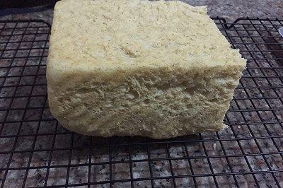 手残版全麦面包