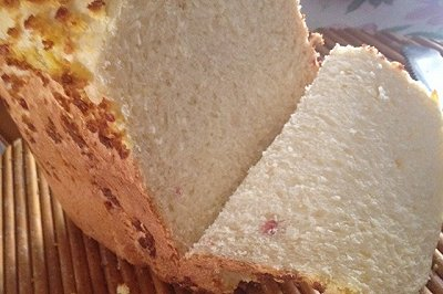 椰蓉火腿面包
