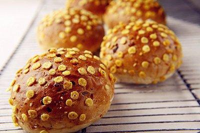 杂粮玉米面包