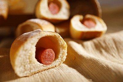 法式热狗面包