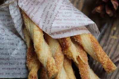 甜味面包棒
