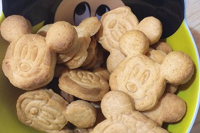 米老鼠曲奇饼干