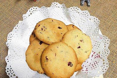 全麦越蔓莓饼干