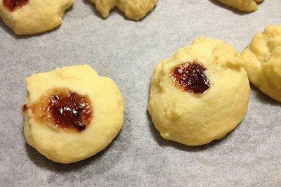 果酱曲奇饼干